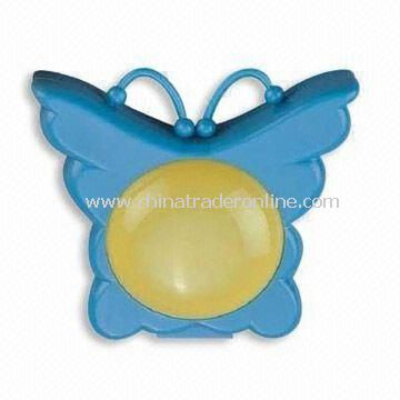 Flashing Lamp in Butterfly Shape, Suitable for Wall Decoration