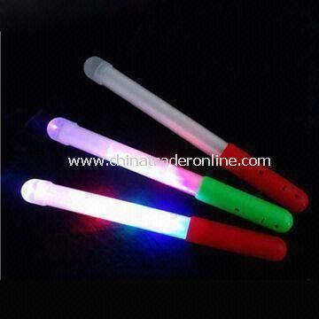 Flashing sticks, ideal for talent show