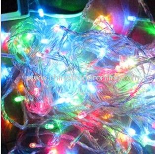 LED Christmas String Decoration Light Christmas Party from China