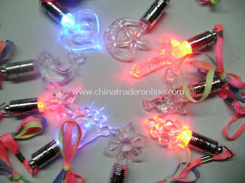 LED Pendant LED Flashing Necklace Flashing Jewelry