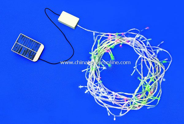 Solar LED Lamp String