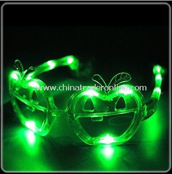 2013 Fashionable LED Flashing Sunglasses for Halloween/Dance Party