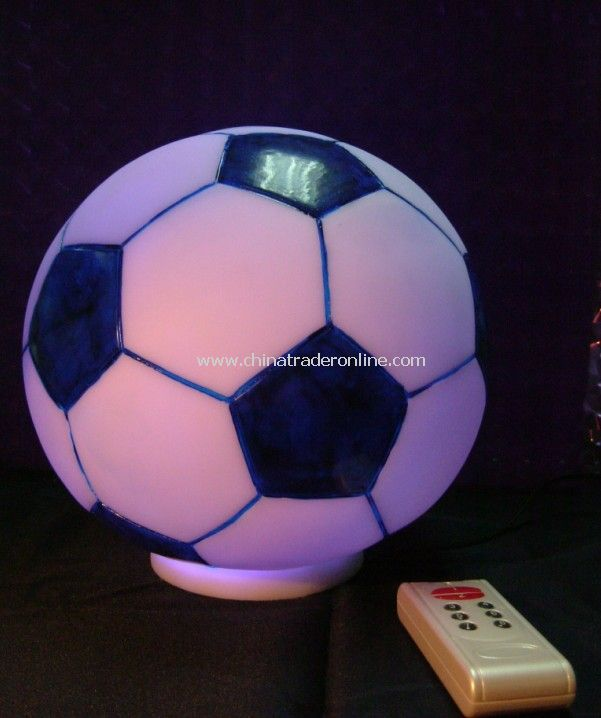 Flashing Football Toy