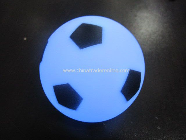 LED Flashing Football