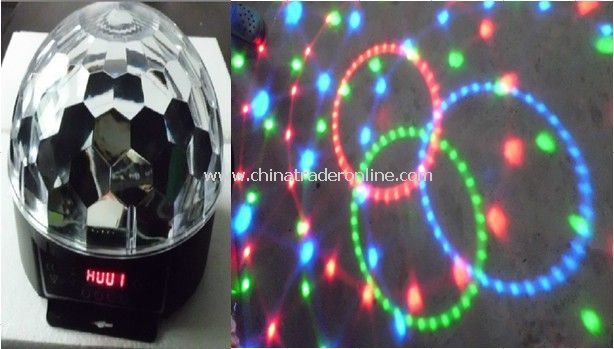 LED Mini-Magic Ball Light/LED Crystal Ball Lighting
