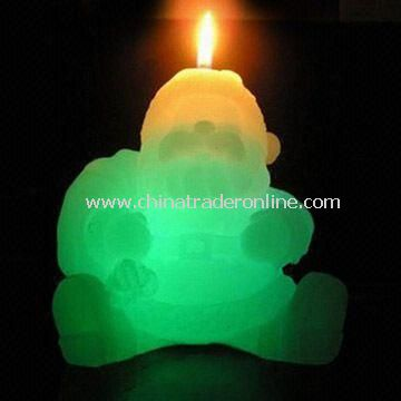 Magic LED Light with Santa Claus Design