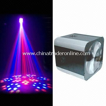 Small LED 7-head Magic Light for Stage Effect