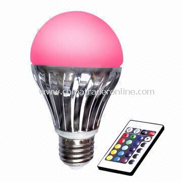TUV/EMC Certified Magic RGB LED Light