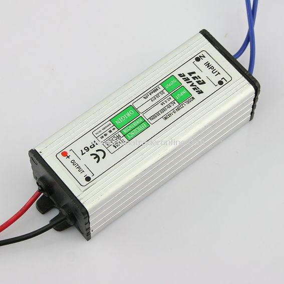 (9-14)*3W LED Driver Waterproof IP67 Power Supply 25-51V 900mA
