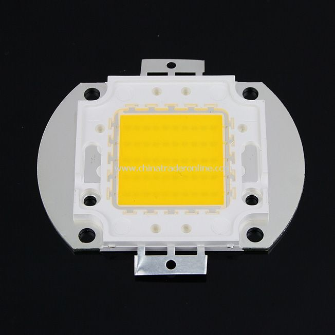 50W Warm White High Power LED Light Lamp 50 watt