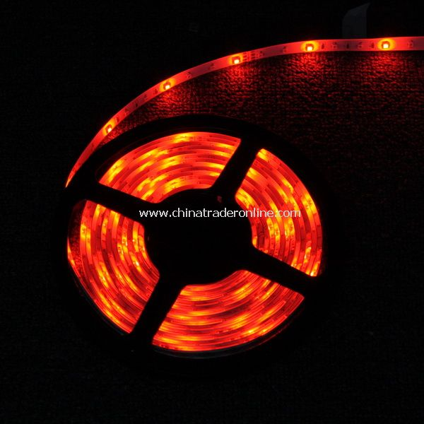 5M Dream Color 3528 RGB 300-SMD Horse Race Lamp LED Strip
