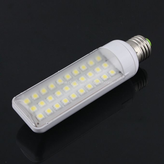 6W E27 30-LED Super Energy Saving Light Bulb Lamp Warm White from China
