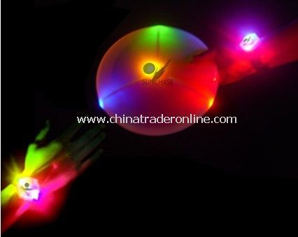 LED Frisbee from China