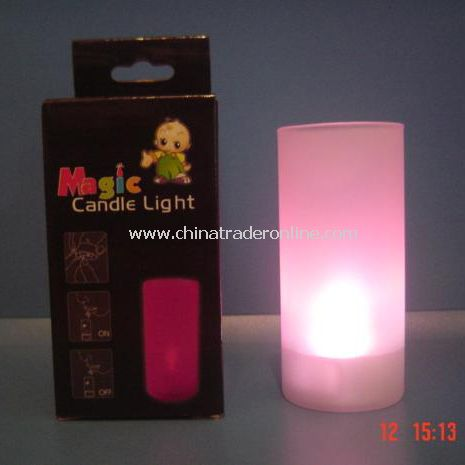 LED Magic Candle Night Light