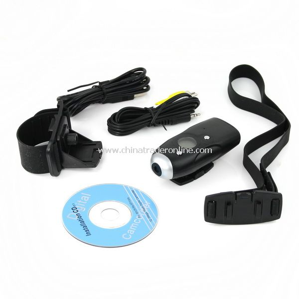 Mini Action Camera Sport Helmet Video Camcorder Cam DV