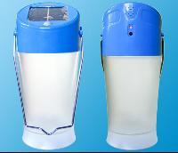 solar led lantern 0.5W (BLUE)
