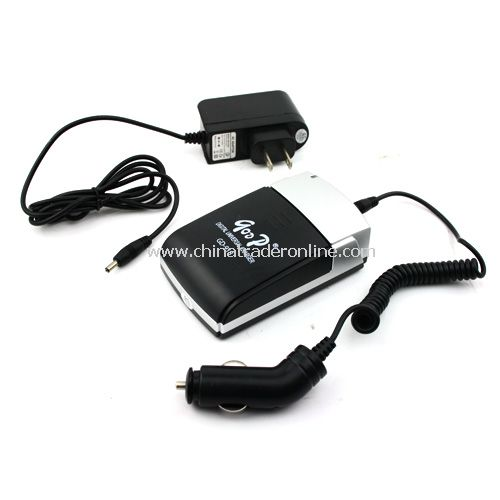 Universal 3.7V /8.4V Lithium Ion Li-ion Battery Charger