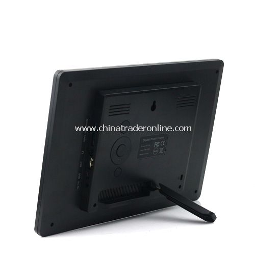 10.1 TFT LCD Digital Photo Frame Slideshow w/ Remote