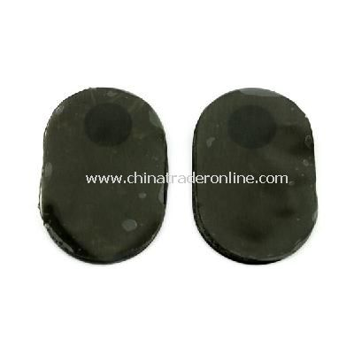 2pcs Machine Acupuncture Therapy Electrode Pad Replacement from China