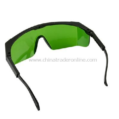 NEW - 532 Anti Laser Safety Glasses Eye Protection Green Lens