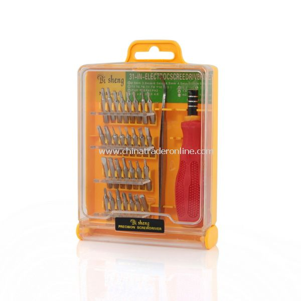New 31 In 1 Precision Electronics Screwdriver Tool Sets