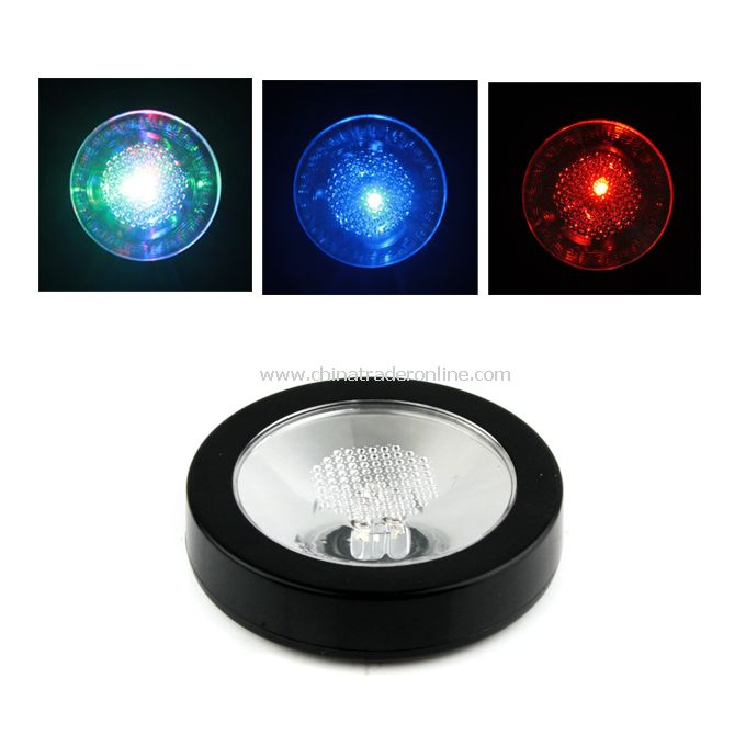 New Color Changing LED Light Drink Bottle Cup Coaster