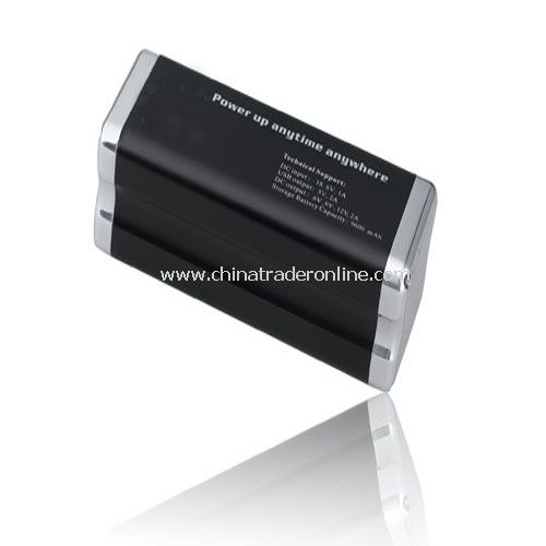9000 mAh Mobile power smart charger