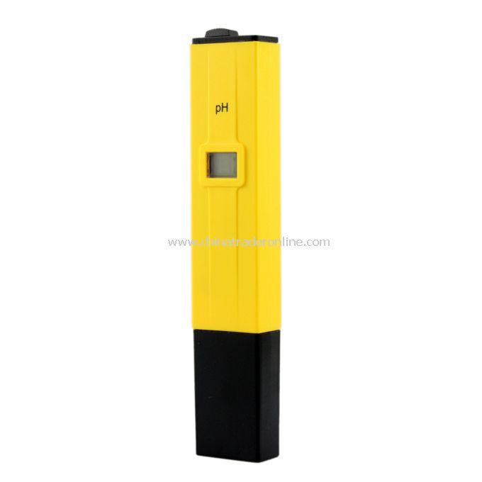 Digital pH Meter/Tester Hydro 0-14 Pocket Pen Type Aquarium retails pack