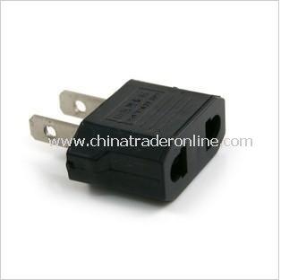 EU to US Power Adapter Converter Socket Plug