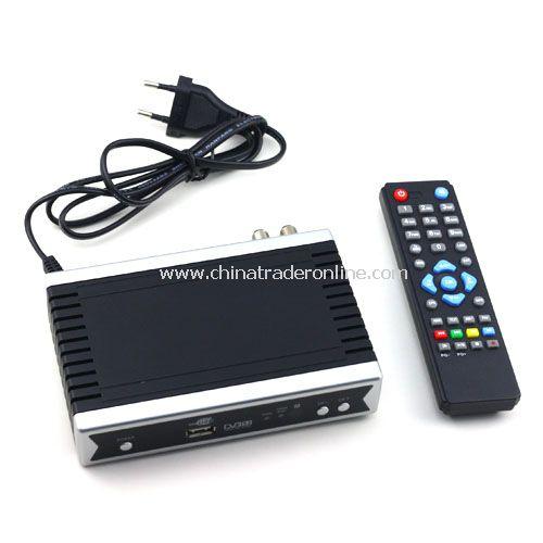 NEW HD DVB-S2 DVB-S MPEG-2 DVB USB HD Digital Satellite Receiver +Remote Control