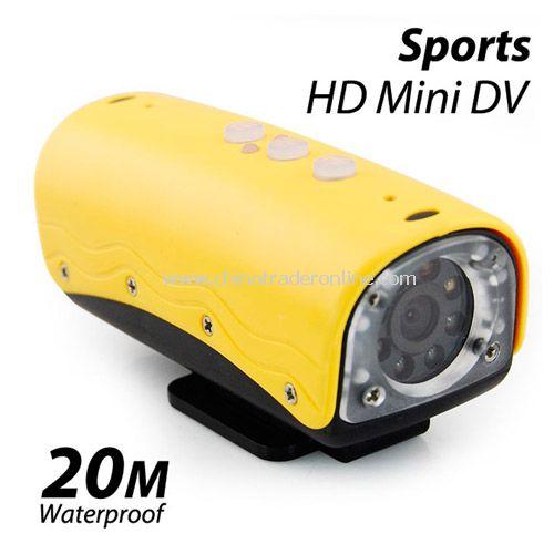 RD 32 HD Camera Lens 720P 30 fps Waterproof Sport Action Camera