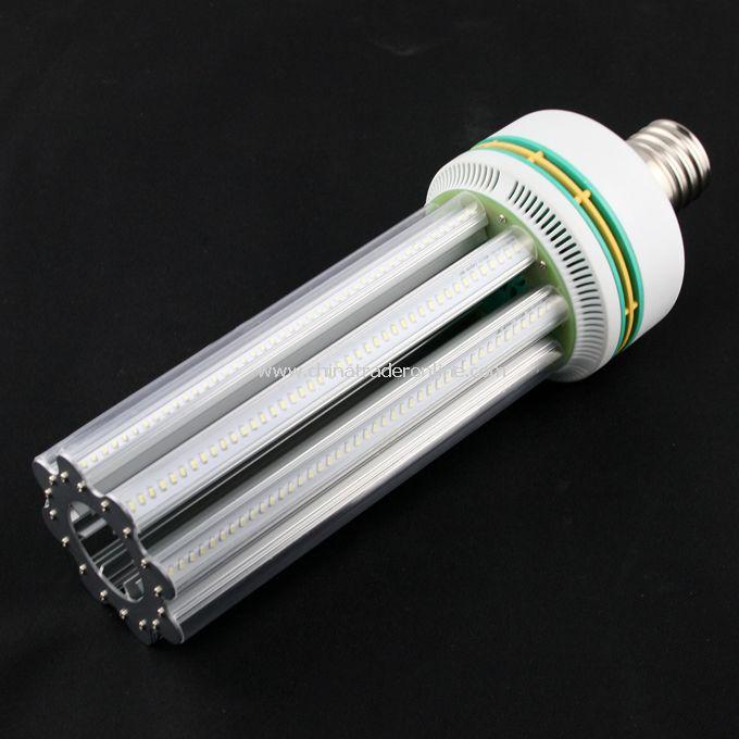 40W E40 336-LED Super Energy Saving Light Bulb Lamp Pure White 85-265V