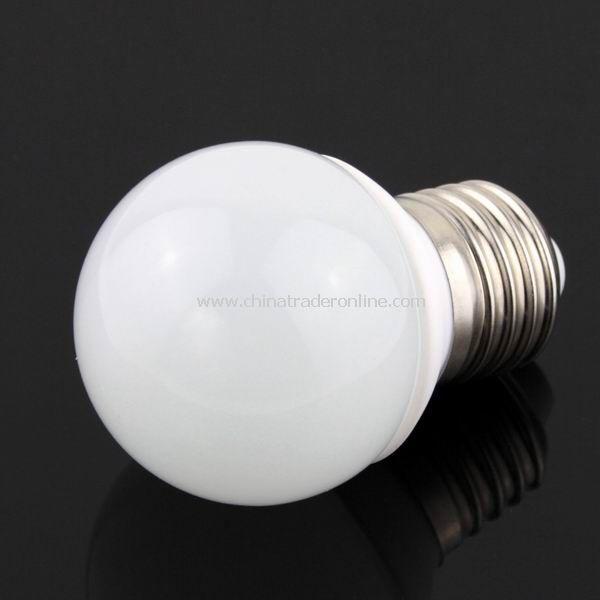 E27 1W SCREW BASE CERAMIC LED LIGHT LAMP LIGHTING BULB NEW