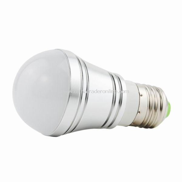 E27 3W SCREW BASE LED LIGHT LAMP LIGHTING BULB NEW