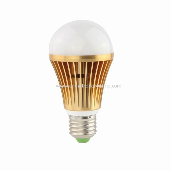 E27 5W New LED Warm White Light Lamp Globe Bulb 85-265V