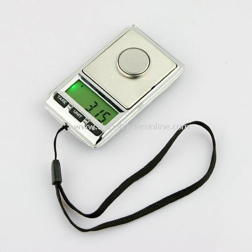 Mini Digital Pocket Scale 100g/0.01g Weight Gram LCD Display New