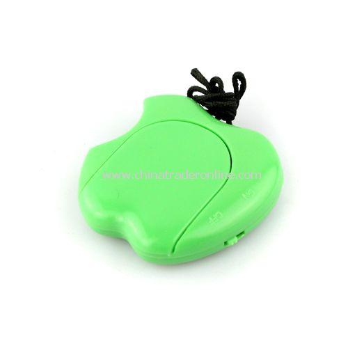 Wireless Anti-theft Anti-Lost Security Alarm Keychain Green New
