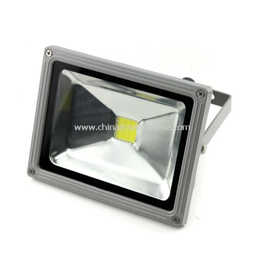 20W High Power White LED Wash Flood Light Lamp 85-265V Waterproof Outdoor