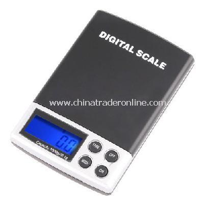 1000g x 0.1g Digital Pocket Scale Jewelry Weight Scale