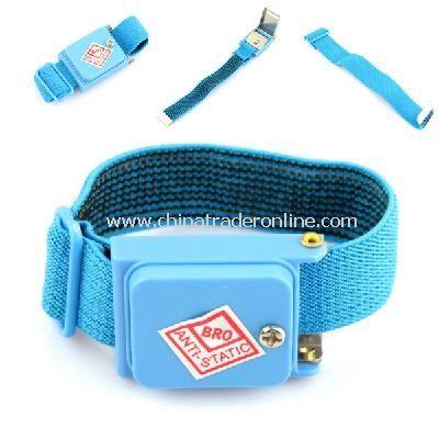 1PC Cordless Wireless Anti-Static Wrist Strap NEW