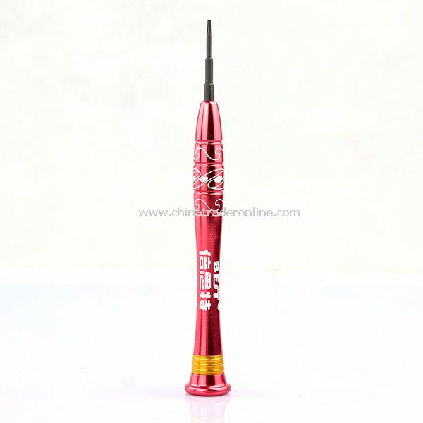 Red T5 Screwdriver Precision Tool for Apple iPhone 2G 3G New from China