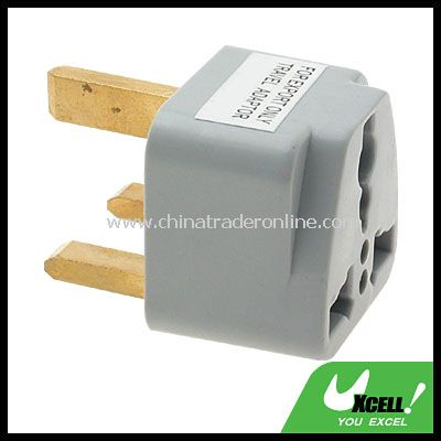 Universal UK Standard Socket Travel Adaptor