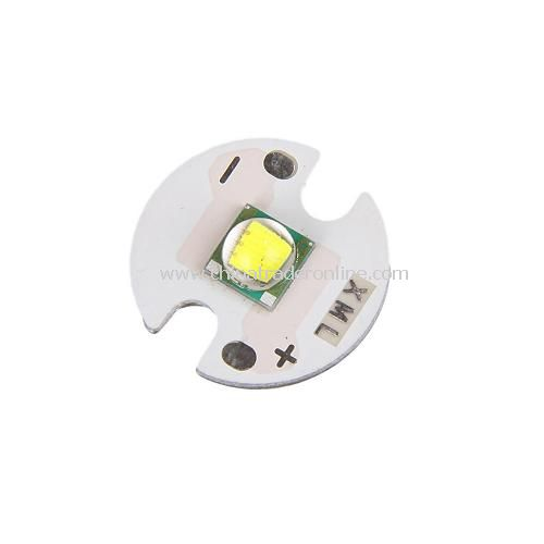 10W CREE XM-L T6 LED Emitter 1000 Lumens Flashlihgt Accessory DIY Parts(3.7V, 16mm Base)