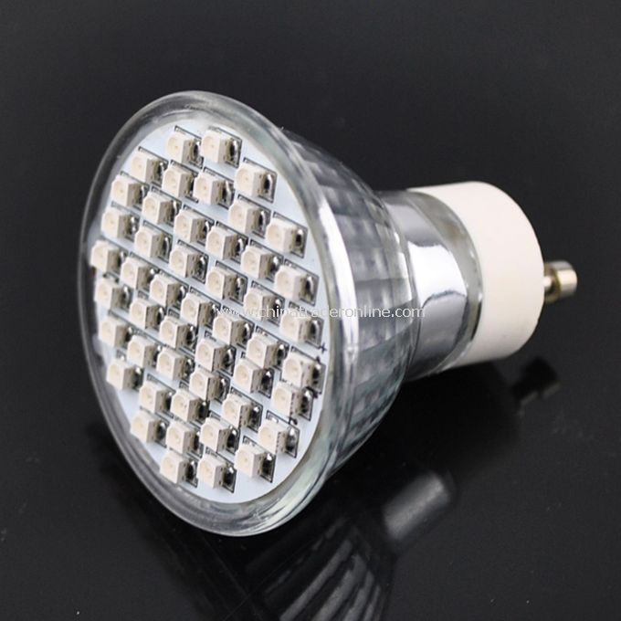 GU10 48 3528 SMD LED Light Bulb Lamp Spotlight 110-220V