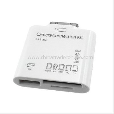 5 in 1 card reader for ipad from China