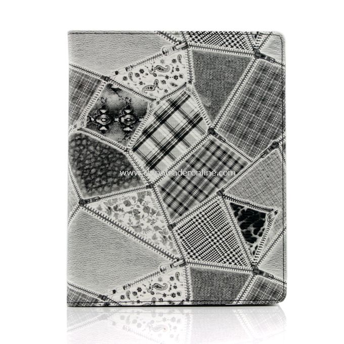 New Magnetic Smart Leather Skin Case Cover for Apple iPad 2