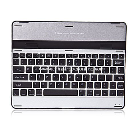 Ultrathin Mobile Bluetooth Wireless Keyboard Dock Case For Apple iPad 2 New