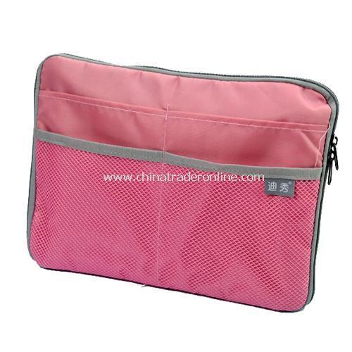 multi-functional Apple iPad admission package pink