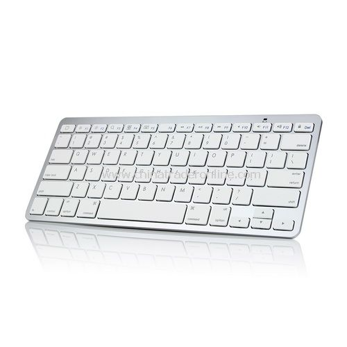 New White Wireless Keyboard For iPad 2 iPad2 Macbook