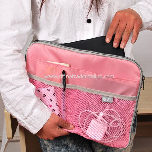 Zipper Sleeve Cover Slip Pouch Bag Slim Fit iPad iPad 2 Tablet